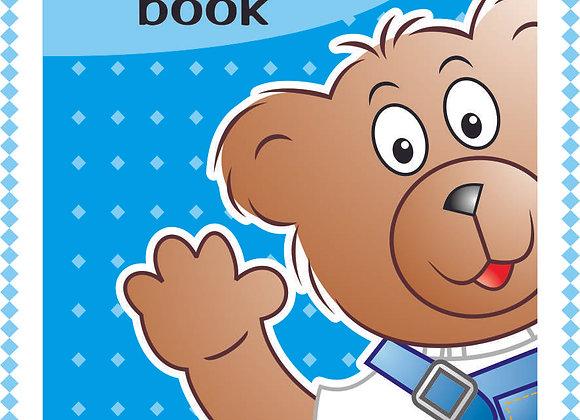 Livro - B.B Bear Boook