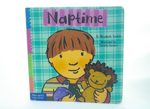 Livro de história - Nap time