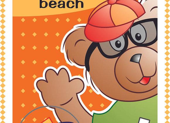 Livro - B.B Bear goes to the beach