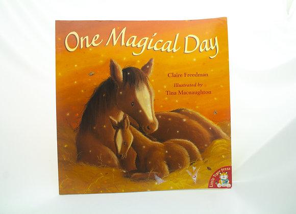 Livro de história - One Magical Day