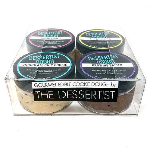 4oz Cookie Dough Gift Set