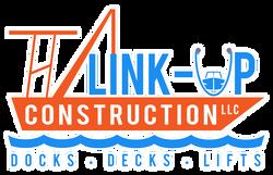 Link-Up Logo w White outline