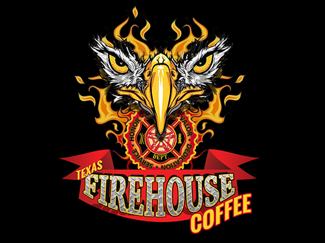 Texas Firehouse Coffee Logo
