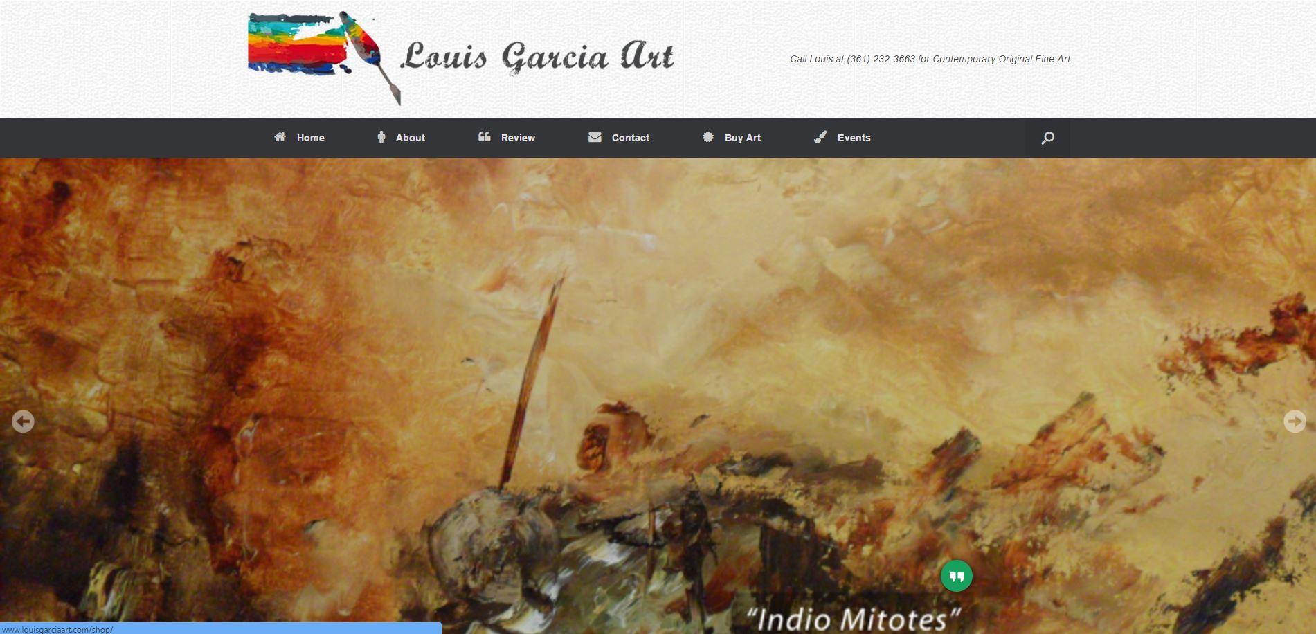 Louis Garcia Art