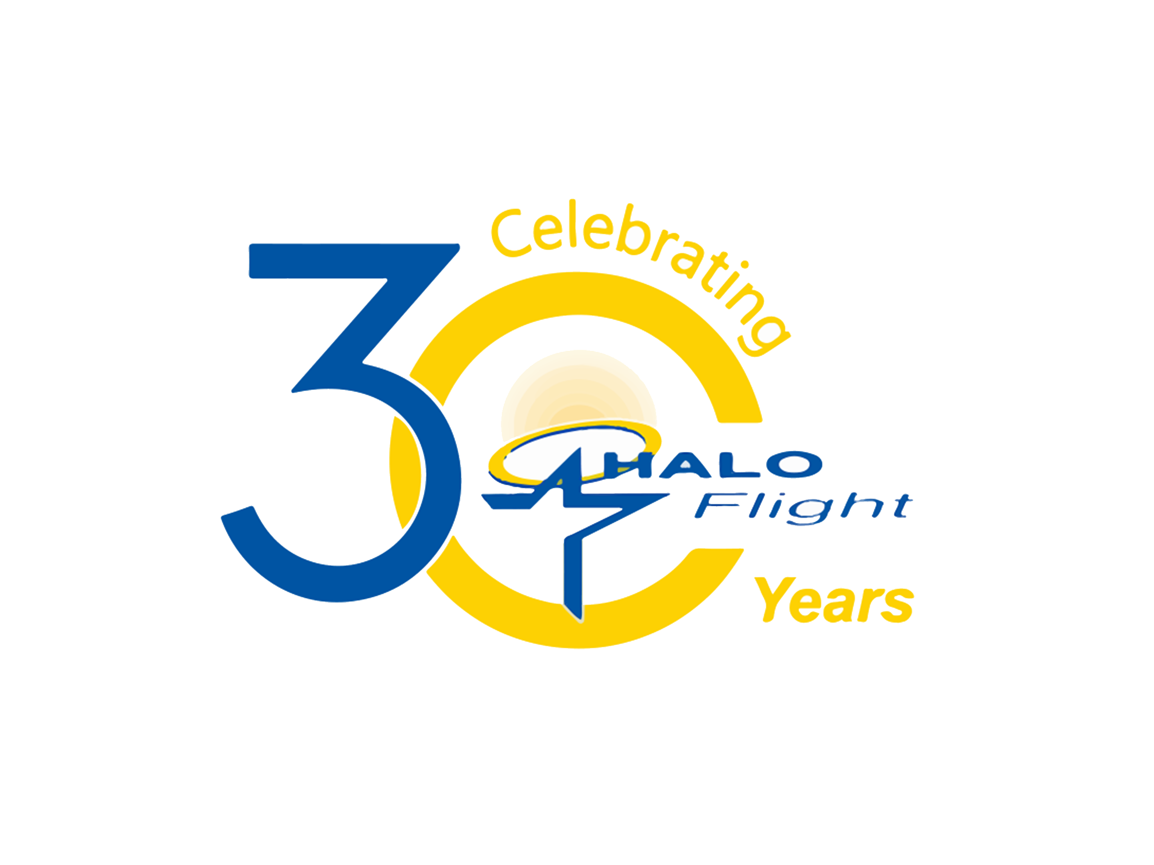 30th HALO-Flight vector logo large.png
