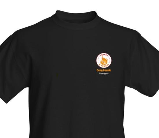 T-shirt front 6 black.png