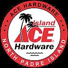 Ace Hardware North Padre Island Texas Logo