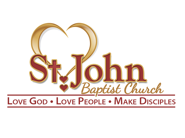 St John Baptist Church Logo