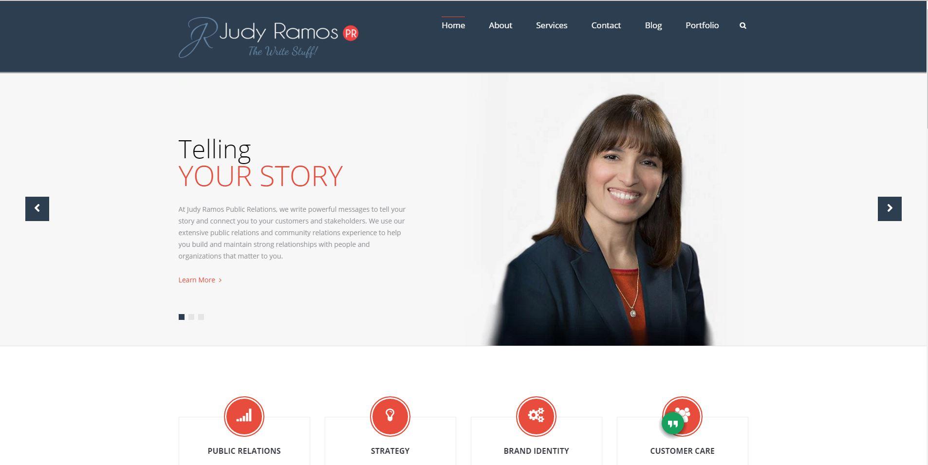 Judy Ramos PR