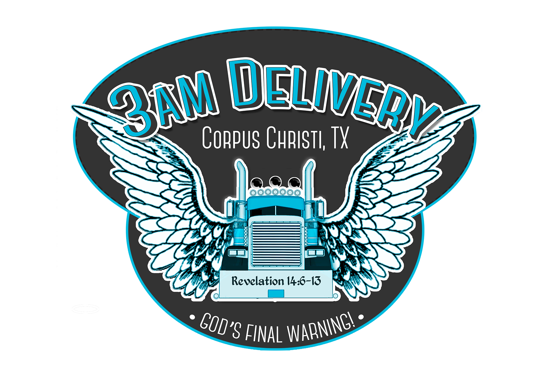 3AM Delivery Logo