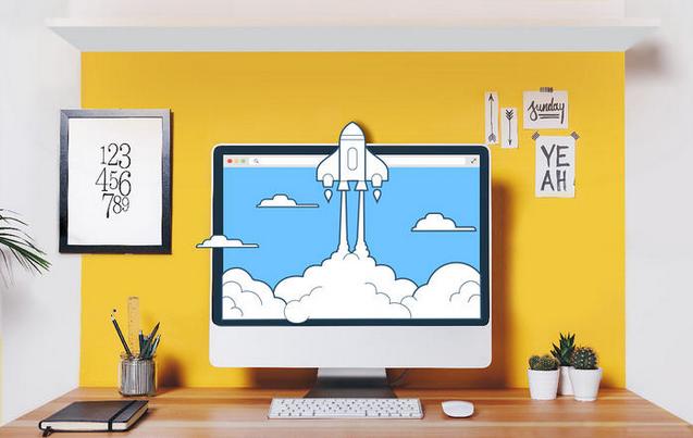new website launch_computer_rocket_yellow.PNG