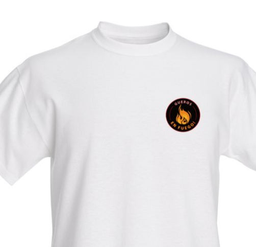 T-shirt front 6 white.png