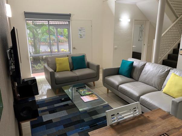 Reef Villa Lounge