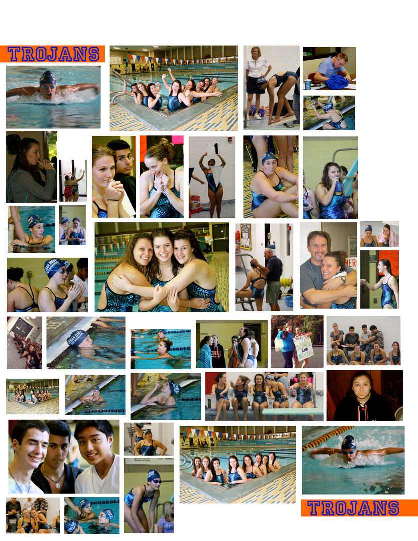 LHHS Swim Team Photos