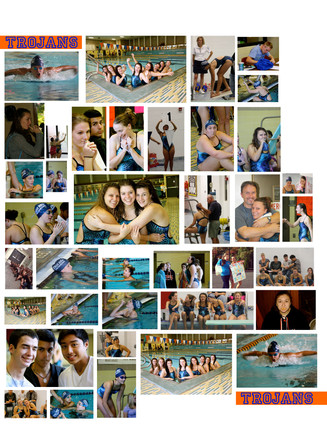 LHHS Swim Team Photos