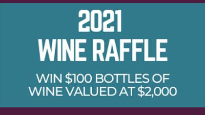 2021 WINE RAFFLE