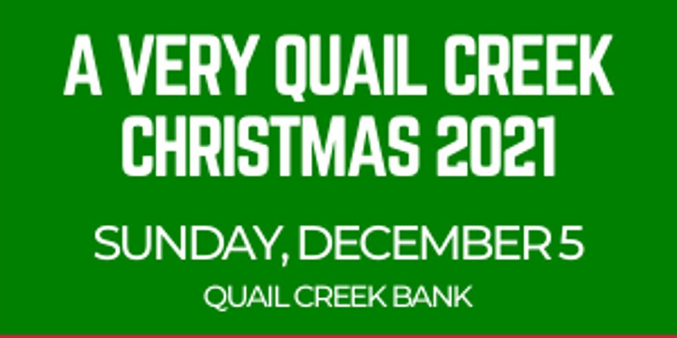 A Very Quail Creek Christmas