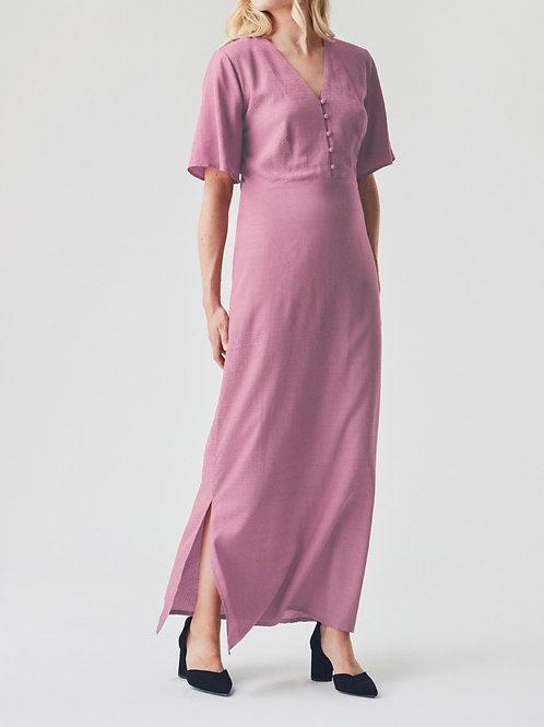 Ellie Dress Dusty Rose