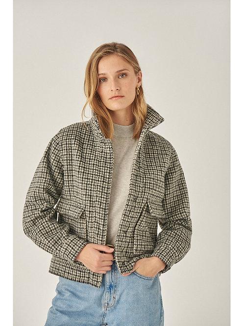 Ladat Jacket - Checks
