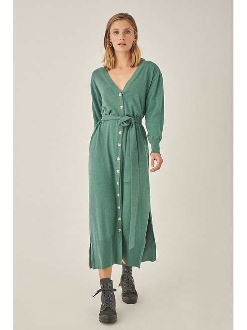 Polane Dress -  Aquamarine