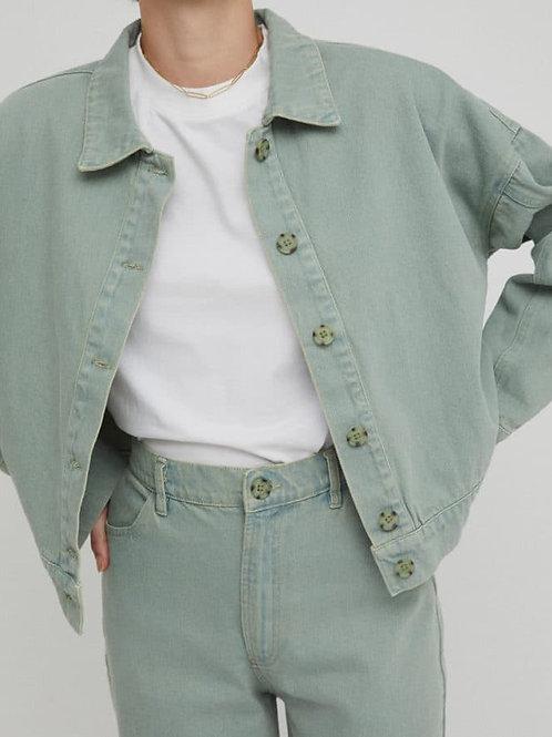 Muriel Jacket Vintage Green