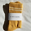 Thumbnail: Boyfriend Socks - Butter