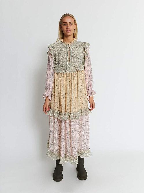 Barbara Dress Flower Mix