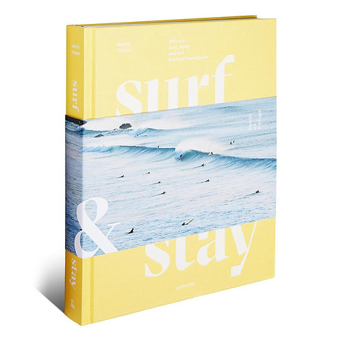 Book - Surf & Stay