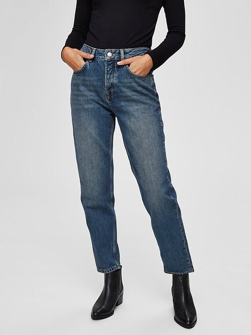 Selected Mom Jeans
