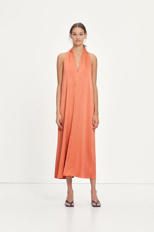 Cille Dress Apricot