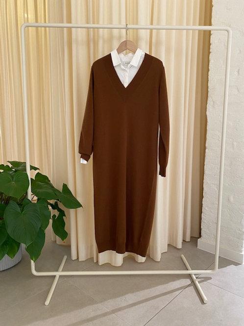 Knit Dress Emperador