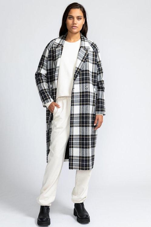 Maud Coat - Checks