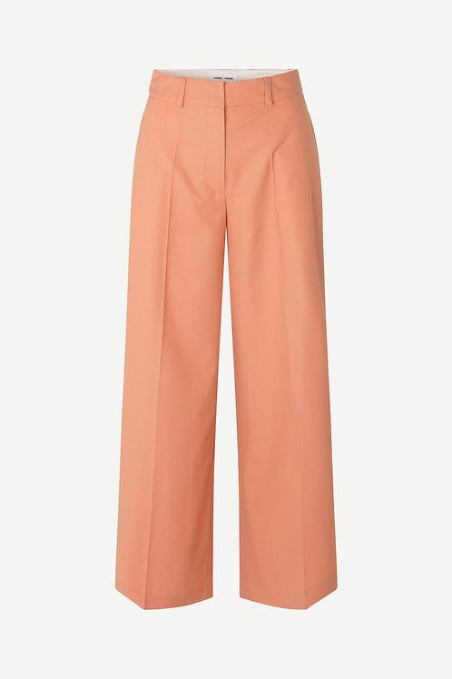 Zepherine Trousers Golden Ochre