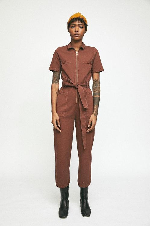Lis Jumpsuit - Henna