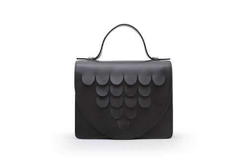 Mini Briefcase Scales Mieke Dierckx Black