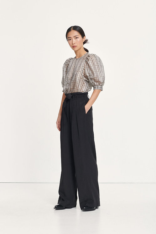 Mell Trousers Black