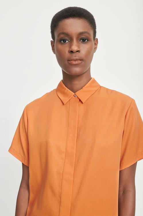 Mina Shirt Golden Ochre