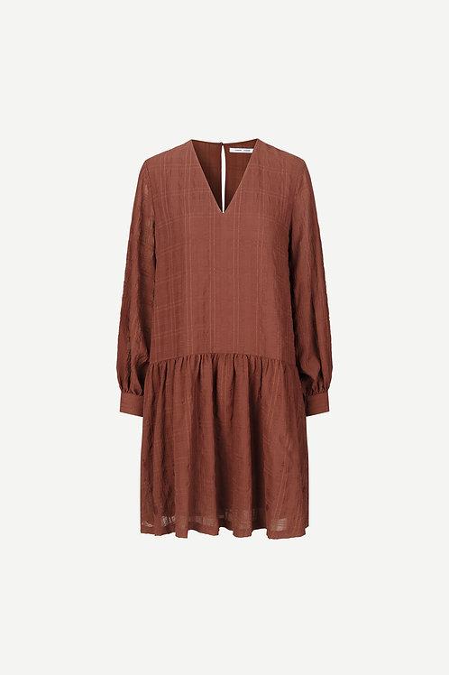 Millo Dress Cinnamon