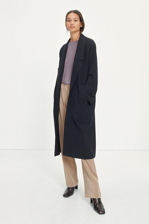 Ayla Coat Black