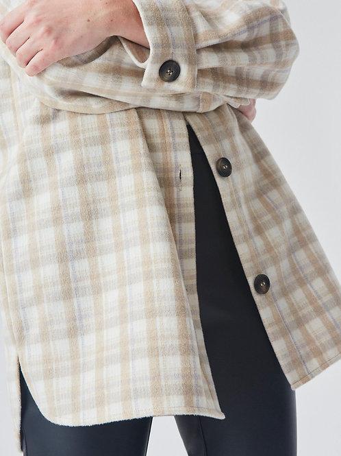 Florence Coat / Shirt