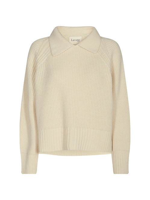 Kalima Knit Antique White