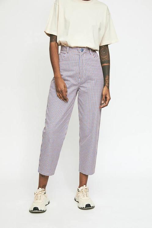 Nogal Pants - Checkered