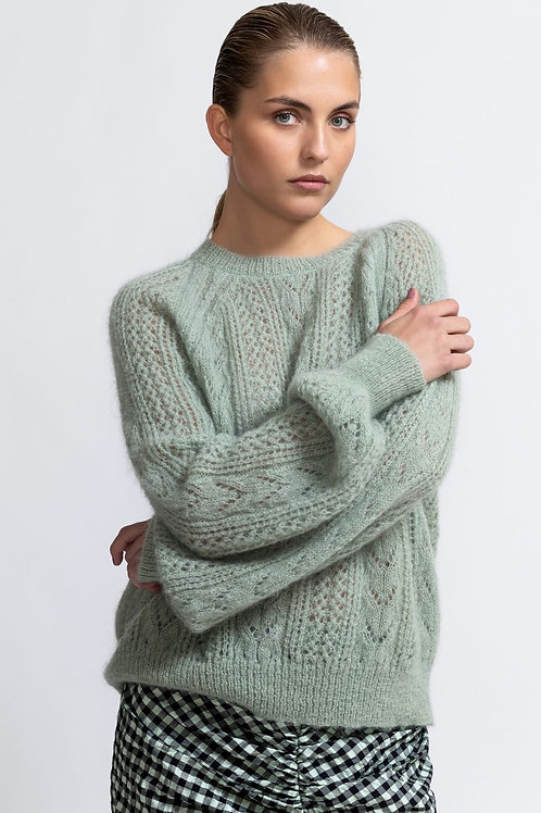 Frederika Knit Mint