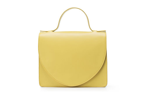 Mieke Dierckx Mini Briefcase - Limon