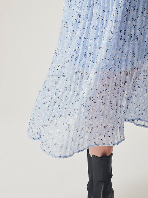 Eva Dress Dreamy Blue
