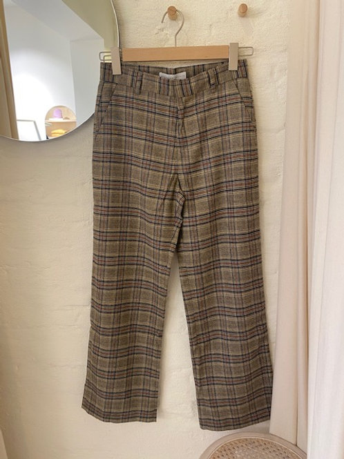 DS Wide Pants Check