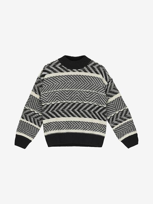 Sawyer Sweater Black