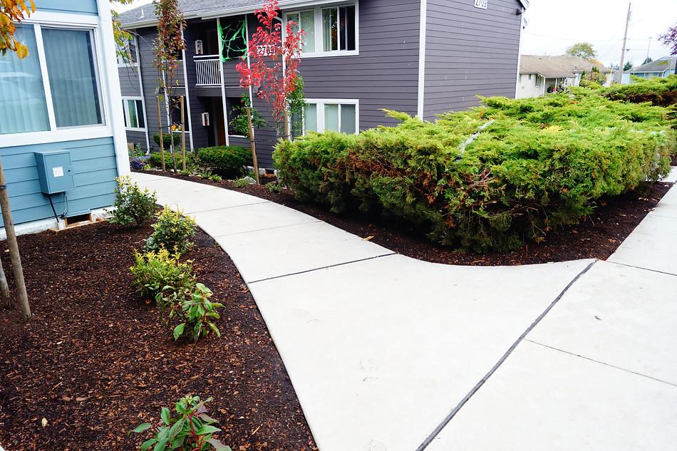 Everett Housing Walkway
