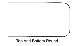Top And Bottom Round B