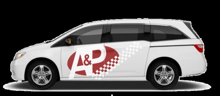 """A&P Raleigh Shuttle Service, RDU Shuttle Service"""""""